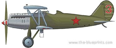 Polikarpov I-3