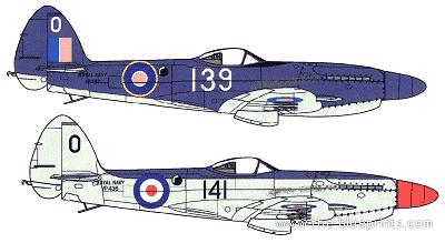 Supermarine Seafire FR.47