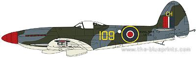 Supermarine Seafire FR.Mk.46