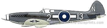 Supermarine Seafire Mk.XV-2