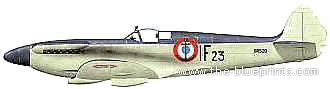 Supermarine Seafire Mk.XV