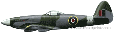 Supermarine Spiteful F Mk.XIV
