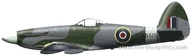 Supermarine Spiteful Mk.XIV