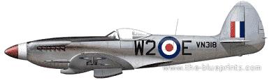 Supermarine Spitfire F.22