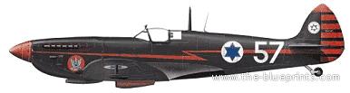 Supermarine Spitfire LF Mk.IXE
