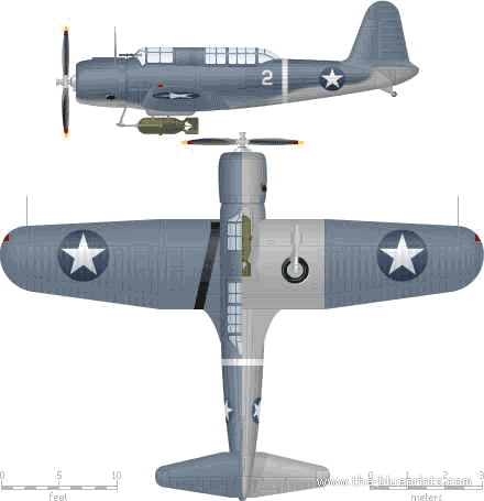 Vought SB2U-3 Vindicator
