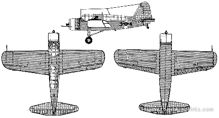 Vought-Sikorski OS2U Kingfisher