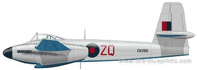 Westland Welkin F Mk.I