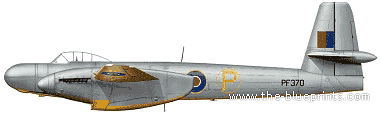 Westland Welkin NF Mk.II