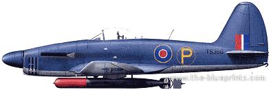 Westland Wyvern TF Mk.1