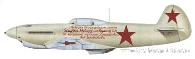 Yakovlev Yak-1M