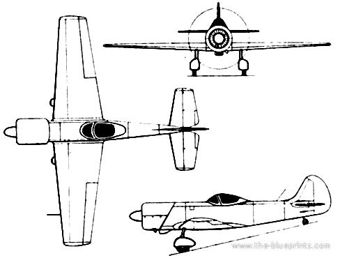 Yakovlev Yak-51