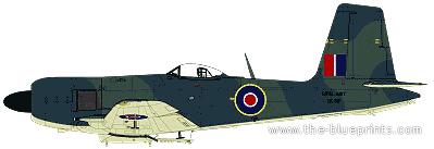 Blackburn B.46 Firebrand TF Mk.IV