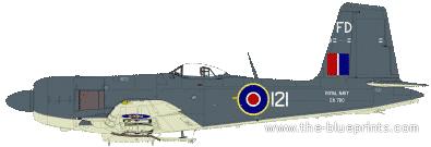Blackburn B.46 Firebrand TF Mk.V
