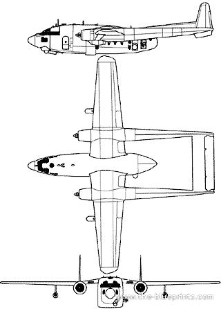 Fairchild AC-119K Shadow