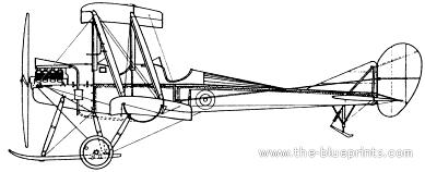 Royal Aircraft Factory Be-2C