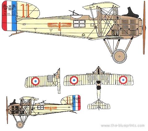Breguet Br-14B