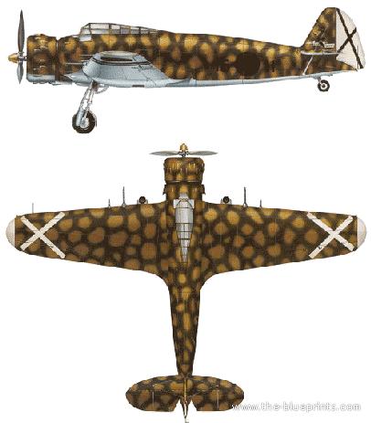 Breda Ba.65 K-14