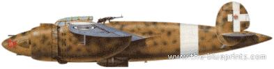 Breda Ba.88 RC.40 Lince