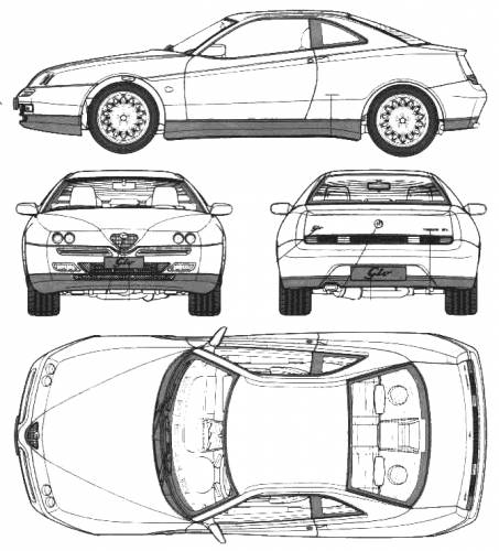 1000  images about alfa romeo gtv  916  on pinterest