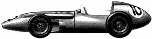Aston Martin DBR4 F1 GP (1959)