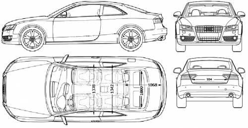 Audi A5 (2007)