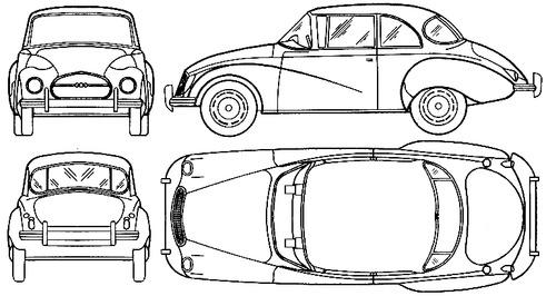 Atemberaubend Autos Blaupausen Galerie - Elektrische ...