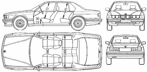 blueprints  u0026gt  cars  u0026gt  bmw  u0026gt  bmw 7