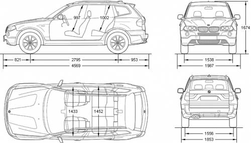 Mini Clubman Interior Dimensions in addition Bmw x5  e70   2008 additionally Info aspx together with Car Blueprints Smart Roadster Blueprint further  on bmw x1 dimensions inches