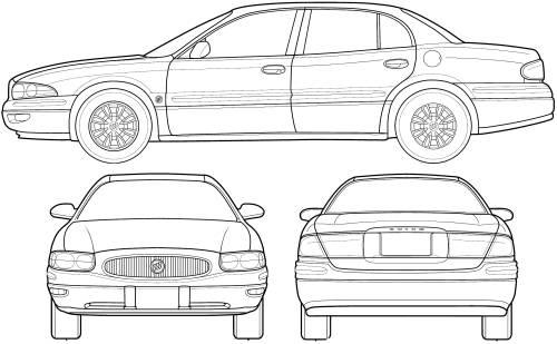 buick lesabre. Buick LeSabre (2005)