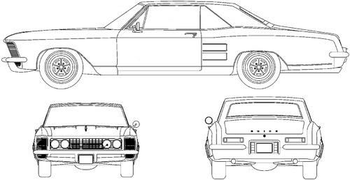 blueprints  u0026gt  cars  u0026gt  buick  u0026gt  buick riviera  1963
