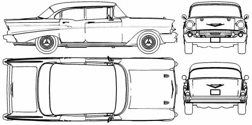 blueprints  u0026gt  cars  u0026gt  chevrolet  u0026gt  chevrolet bel air 4