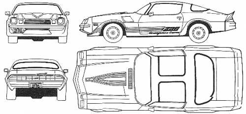 camaro z28 drawing