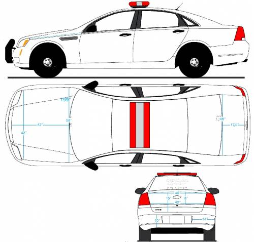 The blueprints blueprints cars chevrolet chevrolet chevrolet caprice police 2013 malvernweather Image collections