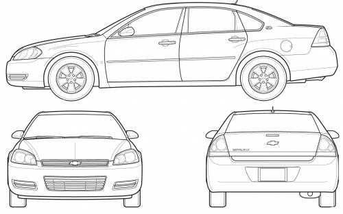 The Blueprints Com Blueprints Gt Cars Gt Chevrolet