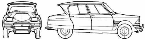 Citroen Ami 6 (1961)