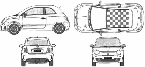 Fiat Abarth 500 Esseesse (2009)