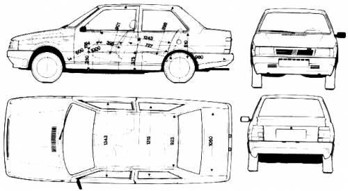 Fiat Duna 2-Door