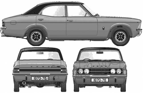 ford cortina  gl related infomation