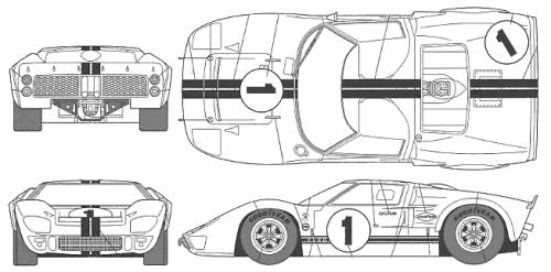 Ford Gt Mark Ii