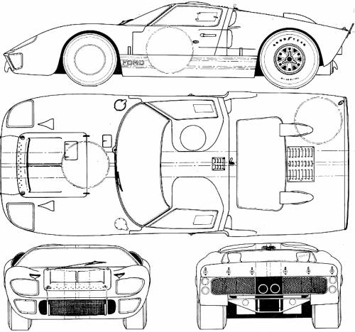 Schematic Electric Bicycle moreover Ford gt 40 mk ii le mans  1966 besides 2007 Ford Mustang Gt Rek Eleanor Zconcept 342451866 further Ford Thunderbird57 furthermore Index5. on ford gt40