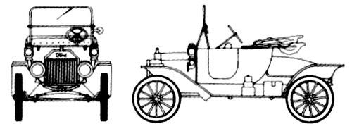 blueprints  u0026gt  cars  u0026gt  ford  u0026gt  ford model t runabout  1914