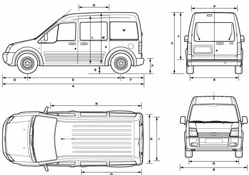 1010498 Ford Transit Swb Interior Dimensions on ford transit connect