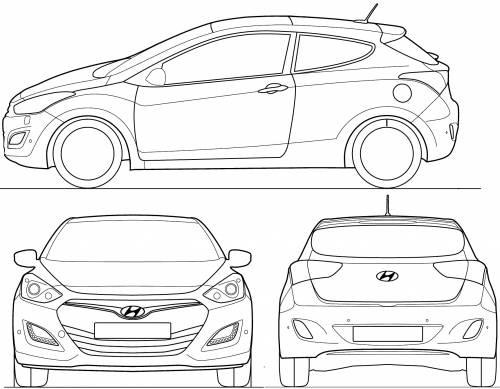 The Blueprints Cars Hyundai Hyundai