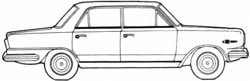 IKA Renault Torino 300