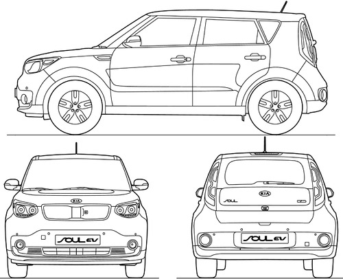 kia soul wrap template pictures to pin on pinterest
