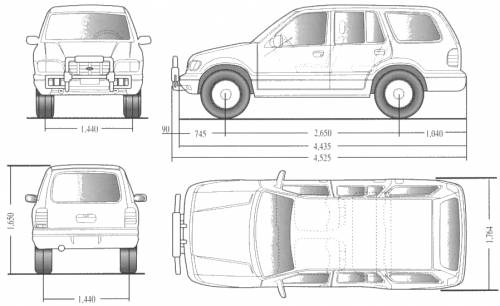 the blueprints cars kia kia sportage wagon. Black Bedroom Furniture Sets. Home Design Ideas