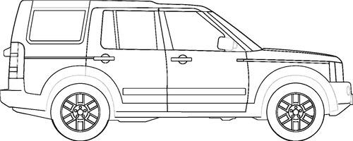blueprints  u0026gt  cars  u0026gt  land rover  u0026gt  land rover discovery lr3