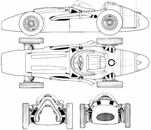 f1 blueprint