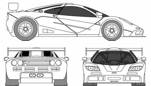McLaren F1 LM Road Car